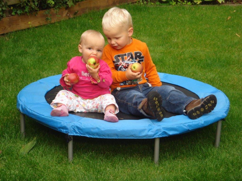 27-08-2010 samen op de trampoline (8)